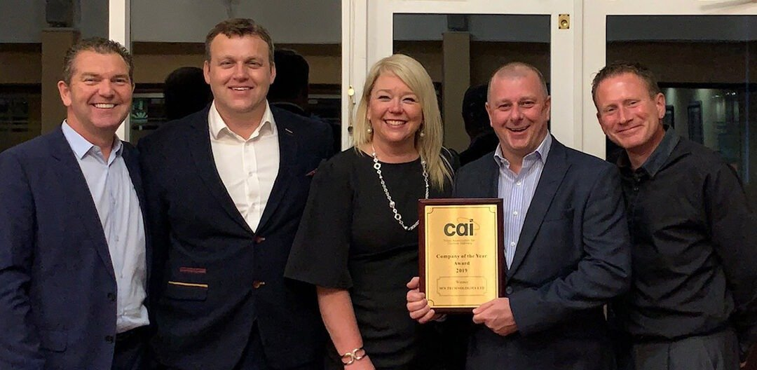 SCS Awarded CAI Company of The Year