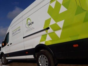 SCS Technologies new van